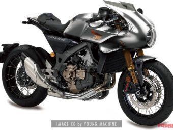 Honda GB1000TT BikeLeaks