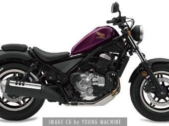 Honda Rebel 1000 BikeLeaks