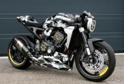 Honda CB1000R adical Cafe Racer Preparacion Fuhrer Moto 1