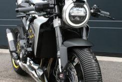 Honda CB1000R adical Cafe Racer Preparacion Fuhrer Moto 10
