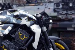 Honda CB1000R adical Cafe Racer Preparacion Fuhrer Moto 20