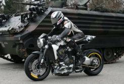 Honda CB1000R adical Cafe Racer Preparacion Fuhrer Moto 3
