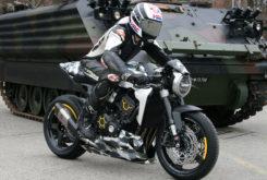 Honda CB1000R adical Cafe Racer Preparacion Fuhrer Moto 4