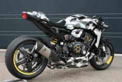 Honda CB1000R adical Cafe Racer Preparacion Fuhrer Moto 7