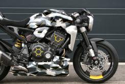 Honda CB1000R adical Cafe Racer Preparacion Fuhrer Moto 8