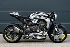 Honda CB1000R adical Cafe Racer Preparacion Fuhrer Moto 9