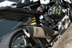 Honda CB1000R adical Cafe Racer Preparacion Fuhrer Moto Akrapovic