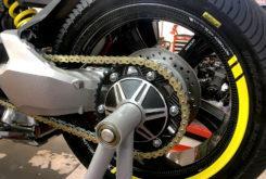 Honda CB1000R adical Cafe Racer Preparacion Fuhrer Moto kit arrastre carbono