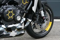 Honda CB1000R adical Cafe Racer Preparacion Fuhrer Moto motor