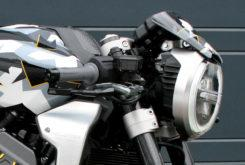 Honda CB1000R adical Cafe Racer Preparacion Fuhrer Moto semimanillares