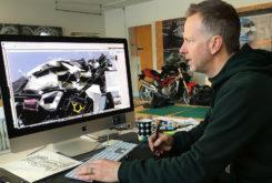 Honda CB1000R adical Cafe Racer Preparacion Fuhrer Moto Gannet Design
