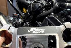 Honda CB1000R adical Cafe Racer Preparacion Fuhrer Moto Gannet Design tija
