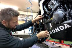 Honda CB1000R adical Cafe Racer Preparacion Fuhrer Moto Gannet Design diseño