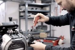 Honda CB1000R adical Cafe Racer Preparacion Fuhrer Moto Gannet Design work