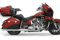 Indian Roadmaster Elite 2019 lateral