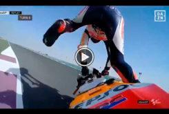 Jorge Lorenzo Caida MotoGP Qatar 2019 01