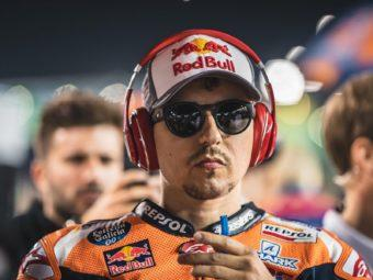 Jorge Lorenzo debut Honda MotoGP Qatar 2019 (2)