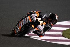 MBKAron Canet pole Moto3 Qatar 2019