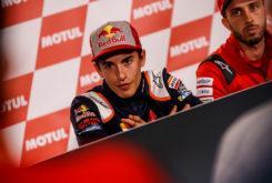 Marc Marquez GP Argentina rueda prensa