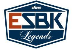 RFME Superbike ESBK legends logo