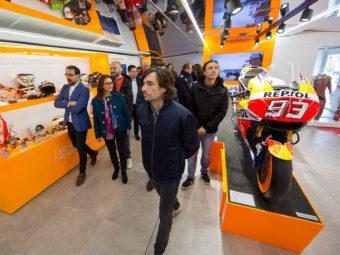 Repsol Racing Tour1