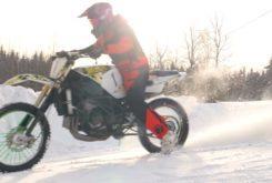 Suzuki GSX R1000 motocross