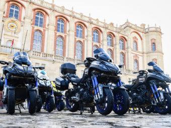 Yamaha Niken Paris Niza 2019