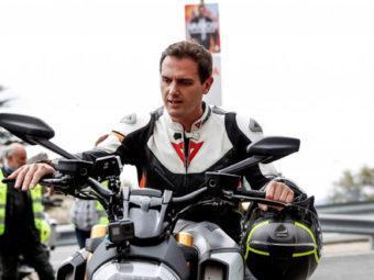 Albert Rivera moto elecciones 2019 07