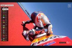 Caida Marc Marquez MotoGP Austin 20193