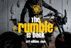 Ducati Custom Rumble 2019