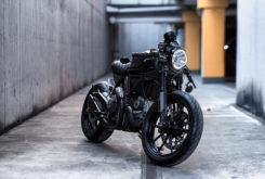 Ducati Custom Rumble Finalist 2018 The Batass