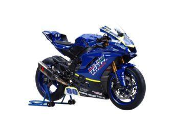 Hector Barbera moto Yamaha YZF R6