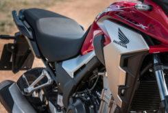 Honda CB500X 2019 asiento