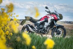 Honda CB500X 2019 estatica