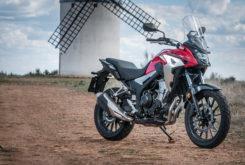 Honda CB500X 2019 perfil