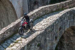 Honda CB500X 2019 prueba