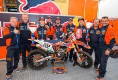 MXGP Holanda Jorge Prado KTM 250 SX F 2019 doblete