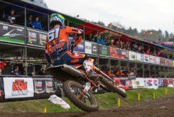 MXGP Italia Trentino motocross Jorge Prado KTM 250 SX F 2019 2