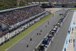 MotoGP Jerez entradas tribunas