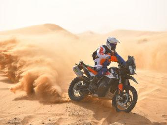 Prueba KTM 790 Adventure R 2019 Marruecos22