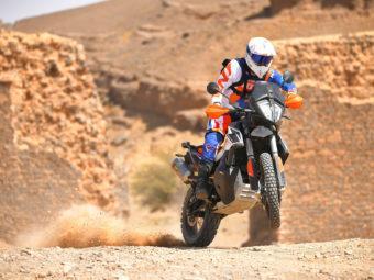Prueba KTM 790 Adventure R 2019 Marruecos28