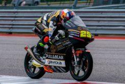 Raul Fernandez Moto3 Austin 2019