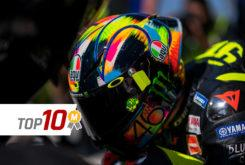 Top10 Cascos MotoGP 2019