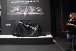 Triumph Thruxton TFC 2019 Vive la moto3