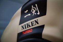 Yamaha Niken Turbo preparacion