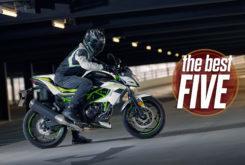 motos 125 naked 2019