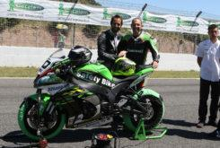 ESBK RFME Safety bike biposto Kawasaki zx10r1