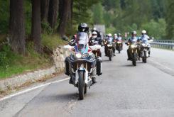 Honda Africa Twin jornada de pruebas