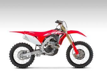 Honda CRF250R 2020 02