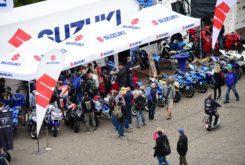 II Encuentro Europeo Suzuki GSX R gixxer